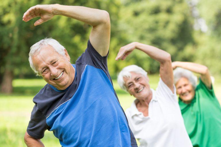 7 exercícios caseiros para terceira idade (Foto: internet)